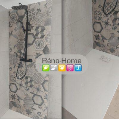 Rénovation de votre salle de bain en Province de Liège ? Faites appel à Réno-Home, votre spécialiste en bâtiment.